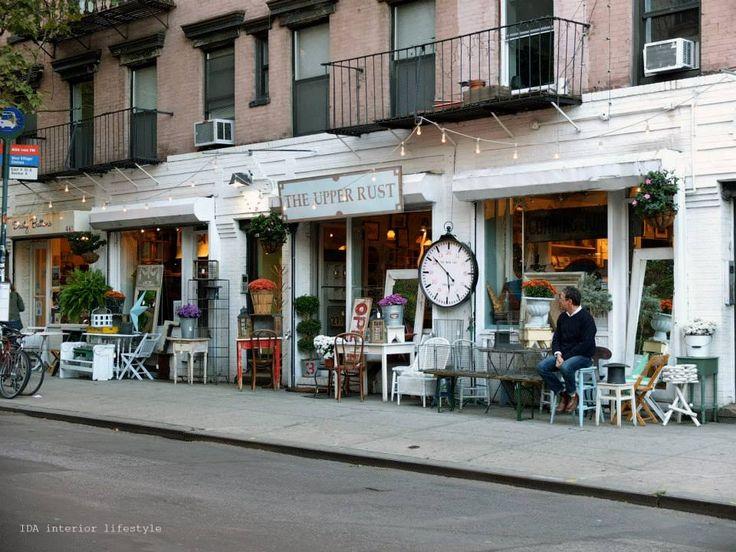NY - Upper Rust - Manhattan
