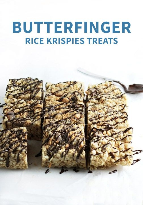 Top 255 ideas about treats made with candy on pinterest for How do you make rice crispy treats