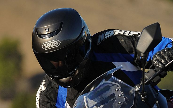 Shoei Qwest Street Bike Helmet
