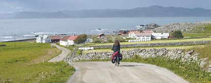 North Sea Cycle Route-going now! How cool to bicycle from Scotland to Scandinavia !!!