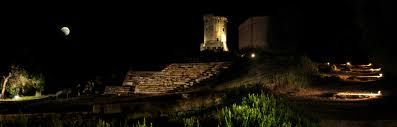 Velia Teatro... rassegna teatrale nell'area archeologica di Velia, ad Ascea
