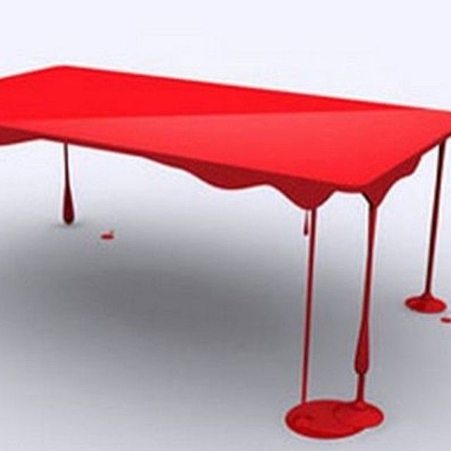 Y q me decís d esta #mesa #rojo #ferrari ?? Inigualable el #diseño de sus patas verdad?? #laca #table #red #design #instafurniture #furniture #home #decoration #wednesday  #miércoles  @habitan2