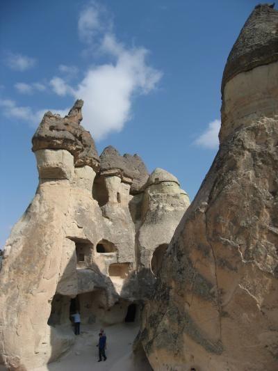 ガイドにお任せツアー ギョレメ野外博物館~ウチヒサールまで IN カッパドキア (カッパドキア) - 旅行のクチコミサイト フォートラベル