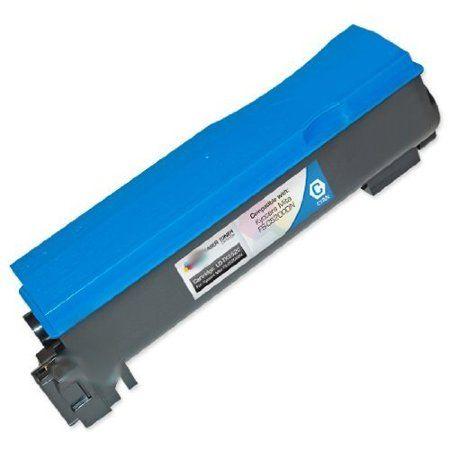 Kyocera Cyan Toner Cartridge (6,000 Yield), Blue