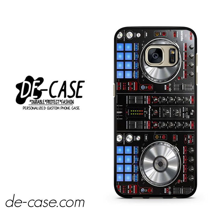 Pioneer Ddj SX Dj Controller Geekery DEAL-8734 Samsung Phonecase Cover For Samsung Galaxy S7 / S7 Edge