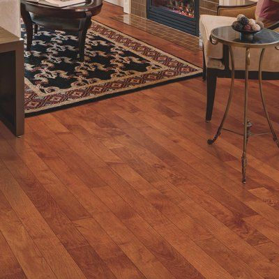 "Mohawk Randhurst Map SWF 3-1/4"" Solid Oak Maple Hardwood Flooring in Brendyl"