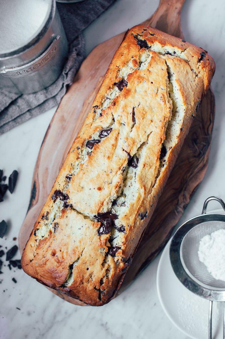 Chocolate Chip Ricotta Cake [Torta alla ricotta e cioccolato] | Very EATalian