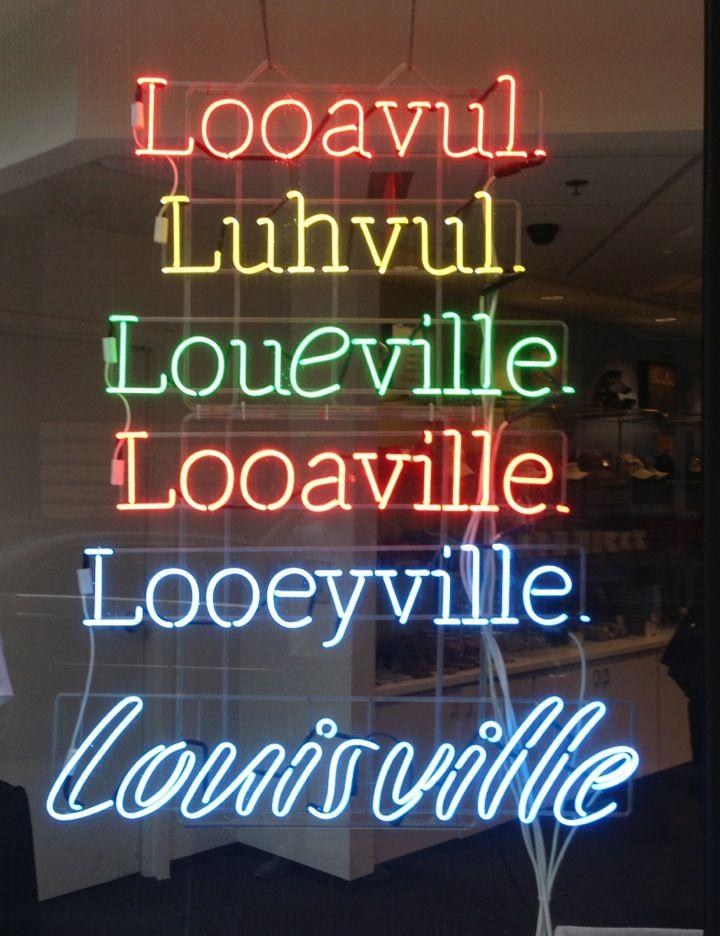City of Louisville in Kentucky