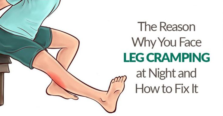 Nocturnal leg cramps wake you up at night and mainly happen after you have been inactive for a long period of time When you feel the pain that is caused by night leg cramps, it can last somewhere between some minutes and seconds. After the cramps stop, you might feel muscle soreness for the entiret