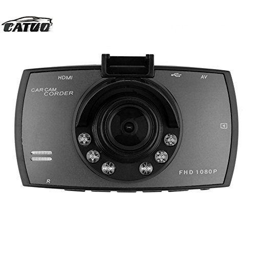 crewpros (TM) New 1080p Full HD 6,9cm Processeur novatek Caméra DVR embarquée 170degreetachograph numérique Vision nocturne infrarouge…