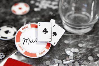 Pince Cartes de jeux (x6)