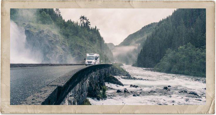 Mit dem #Wohnmobil durch #Norwegen - ein Traum. Viele schöne Impressionen und Erlebnisse von einer Tour mit einem #SUNLIGHT-#Reisemobil sind hier zu finden. #Motorhome #Husbil #Bobil #ErwinHymerGroup #Norway #WohnmobilMieten