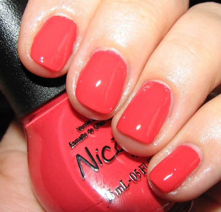 18 best Nails - PINK, CORAL, COPPER images on Pinterest | Coral ...