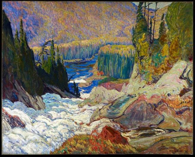 J.E.H. Macdonald artist; The Group of Seven