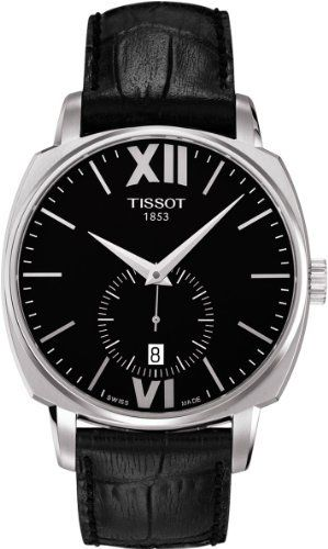 Tissot Men S T059 528 16 058 00 Black Dial T Lord Watch 606 89