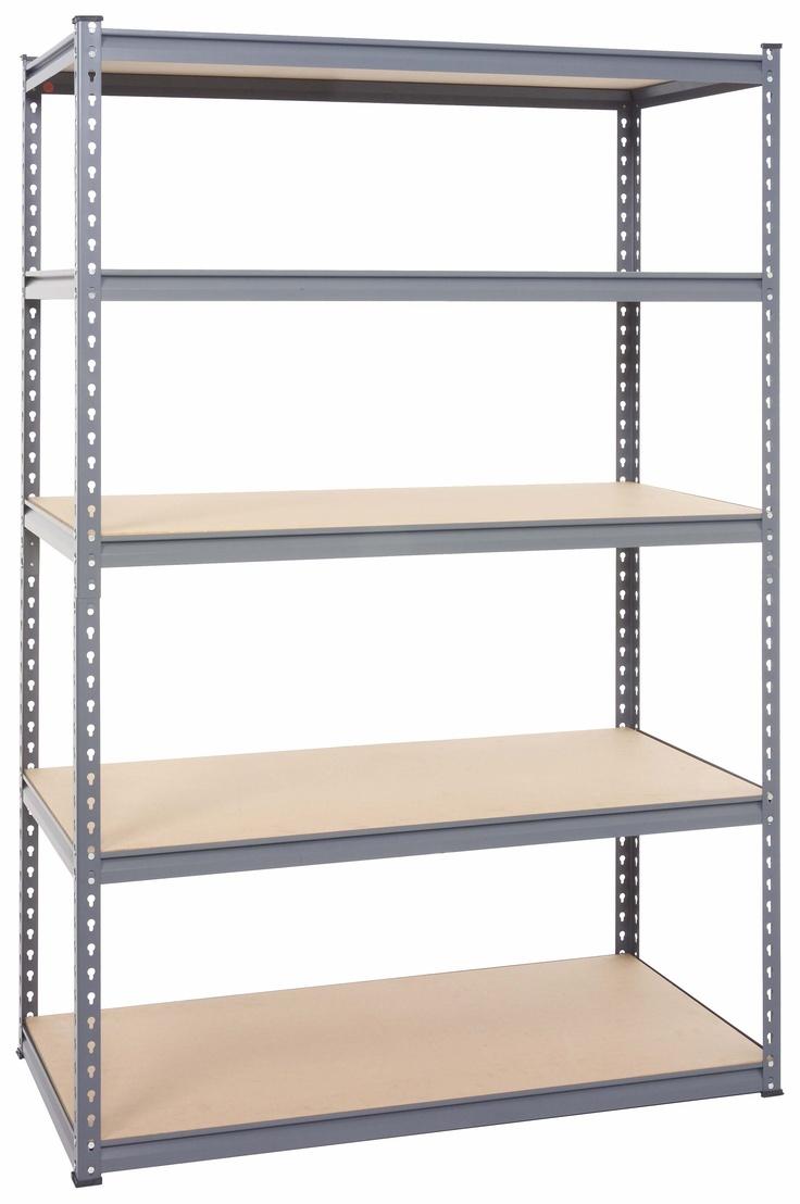 Shelving Boltless Handy Strage 1830x1219x609 5shfexl Hs5mdfxl - Bunnings Warehouse