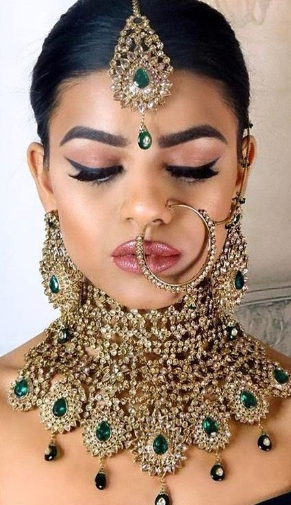 Best 25 Indian Bridal Jewelry Ideas On Pinterest
