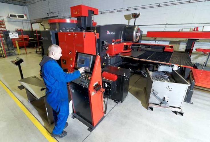 JC Metalworks Precision Sheet Metal Manufacture Process