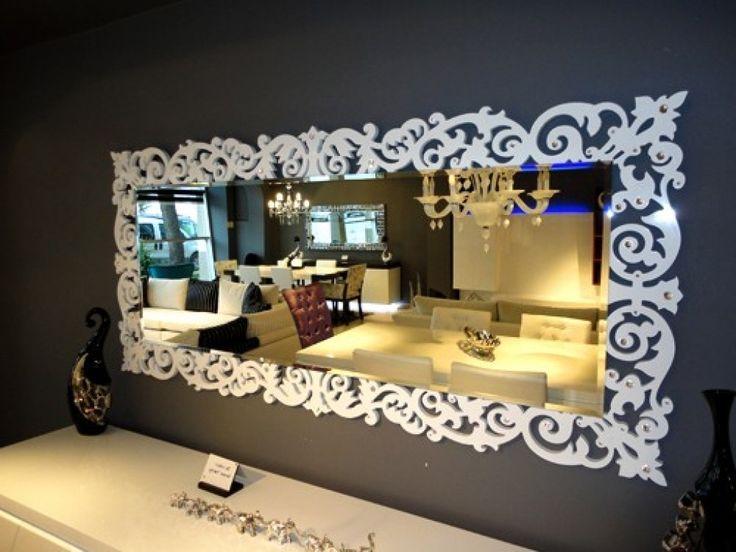 1000 ideas about deko spiegel on pinterest dekokamin design deko wandspiegel wohnzimmer - Design Deko Wohnzimmer