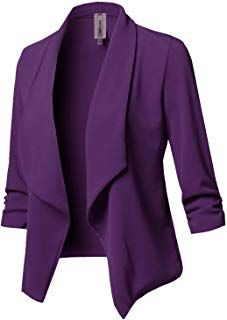 c838be6e68f Amazon.com  dark purple blouses for women  Clothing