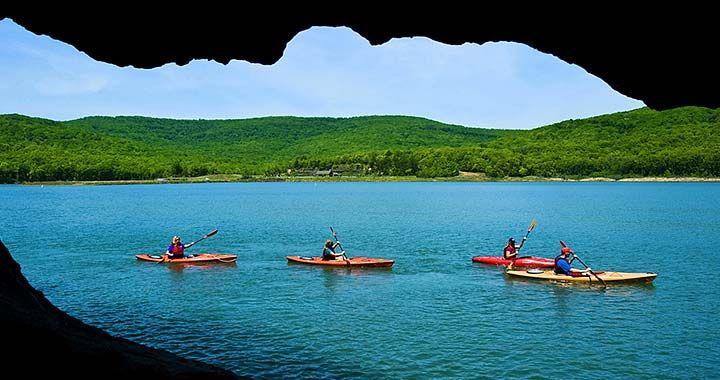 Canoe kayak rafting state parks kayaking outdoors