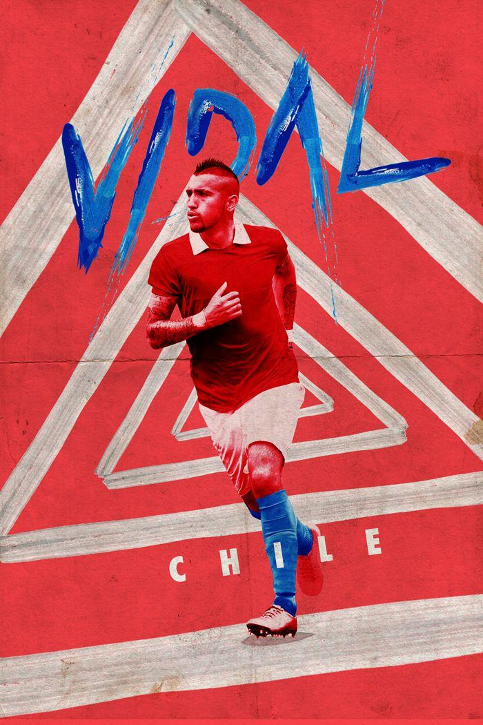 Vidal Copa América 2015