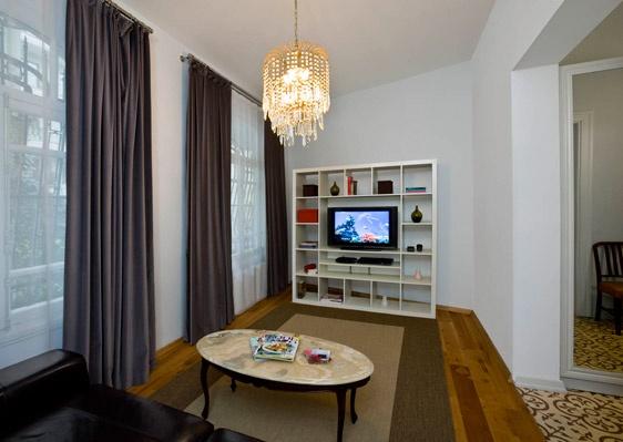Cihangir II Apart Types | The House Apart, Istanbul