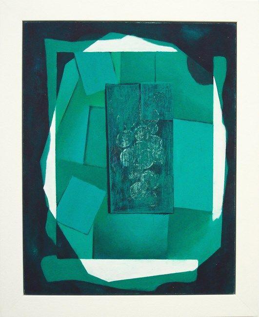 "oculablog: "" SASKIA LEEK - The Colour Course 6, 2013, Oil on board, 47 x 37 cm, Image courtesy of Jonathan Smart Gallery """