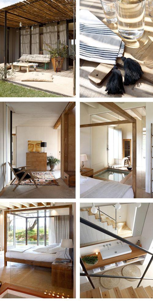 Decoracion rustica moderna for Decoracion casa rustica ideas