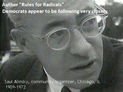Hillary's College Thesis was on Alinsky's 8 Levels of Control to Create a Communist State: 1.Control healthcare 2.Increase poverty-poor vote for higher taxes on rich 3.Increase national debt to unsustainable level 4.Gun control, so citizens can't defend themselves 5.Welfare: to take control of every aspect-Food, Livestock,Housing,Income 6.Education & Media Control 7.Remove & belittle faith in God 8.Class warfare-divide the people racially, politically, economically