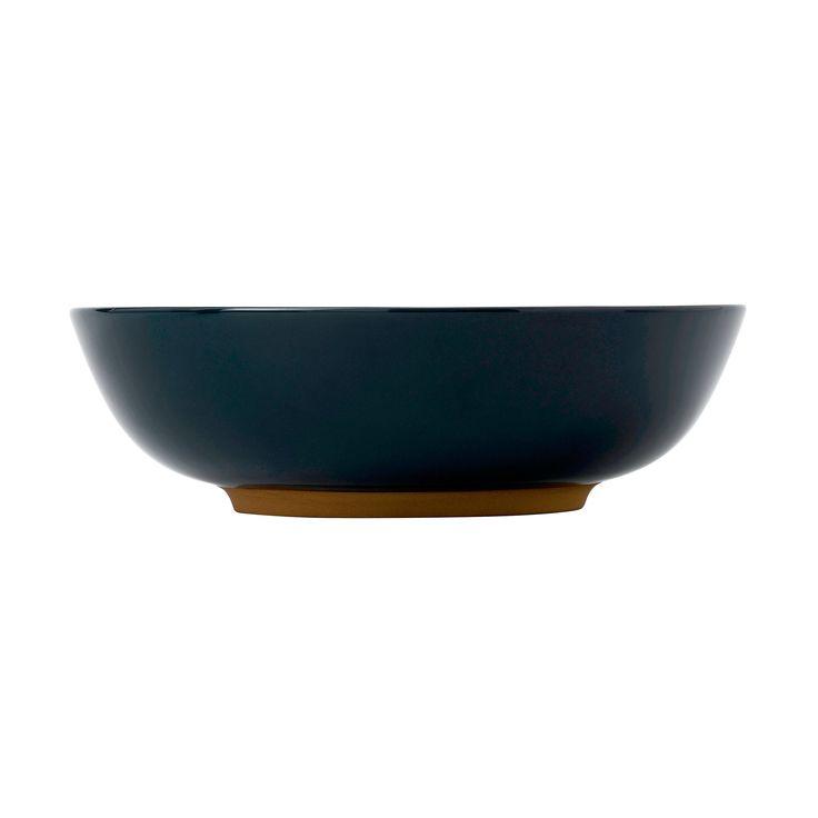Barber & Osgerby Olio Blue Pasta Bowl
