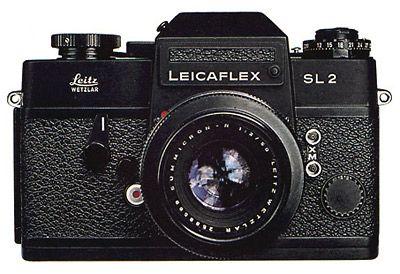 number nine Leicaflex SL2  1974