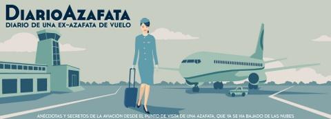 Diario de una ex-azafata de vuelo  www.diarioazafata.com