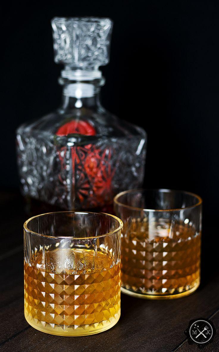 Stara Ognista Whisky Ogdena / Ogden's Old Firewhisky przepis na blogu miodowekrolestwo.wordpress.com, tutaj: https://miodowekrolestwo.wordpress.com/2017/04/19/stara-ognista-whisky-ogdena-ogdens-old-firewhisky/