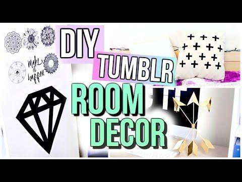 DIY Tumblr Room Decor 2016 | JENerationDIY - http://centophobe.com/diy-tumblr-room-decor-2016-jenerationdiy/ -