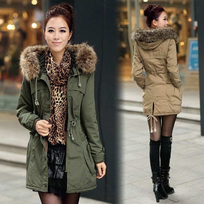 Womens winter coats for cold weather
