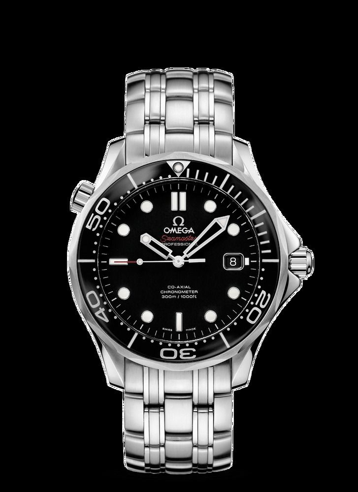 Omega Seamaster Diver 300M Co-Axial Chronometer 41mm 212.30.41.20.01.003 BNIB #Omega #Luxury
