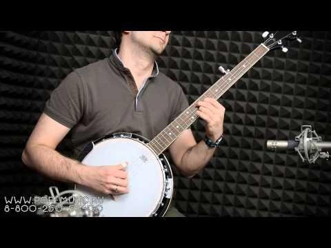 Банджо ARIA SB-10 (Cool banjo playing)