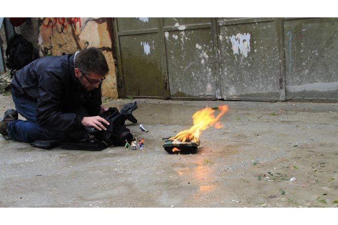 WAR-TOYS: West Bank