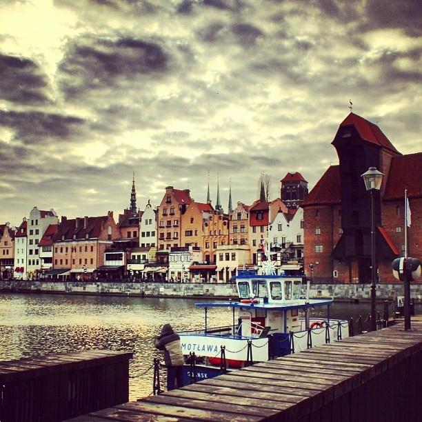 Gdańsk, Motława