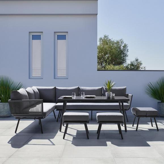 Dieser Artikel Ist Nur Online Erhaltlich Diese Loungegarnitur In Grau Bietet Ihnen Einen Stilvollen Platz Zum Ents In 2020 Aussenmobel Lounge Garnitur Gartenmobel Sets
