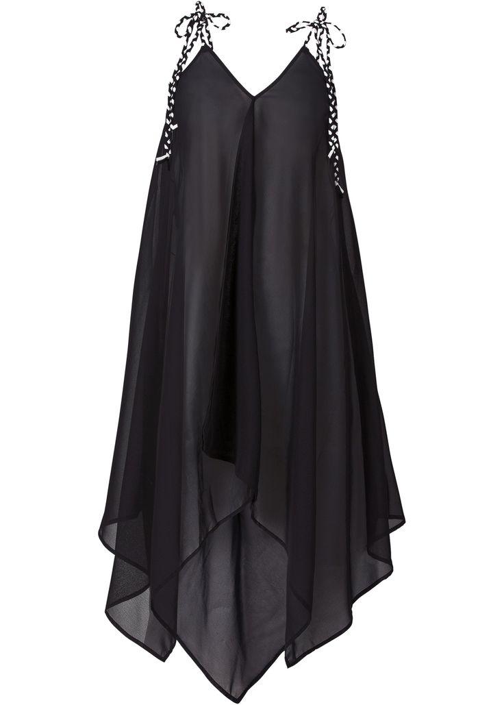 Bonprix Collection - bpc selection Plaj elbisesi - Siyah