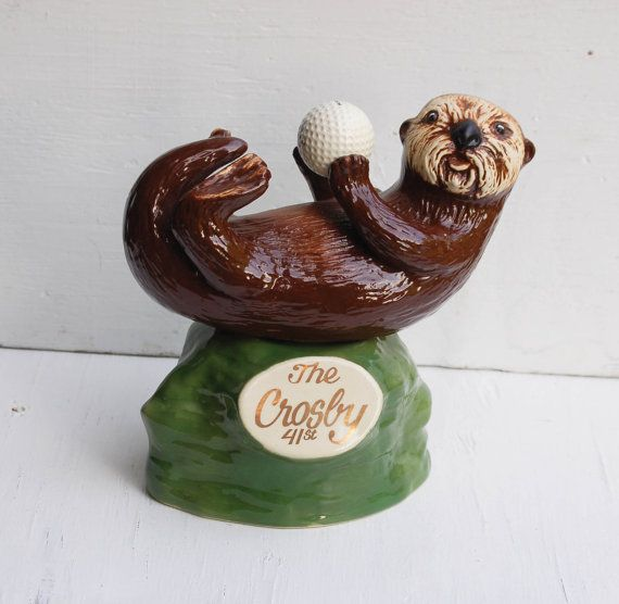 1982 Otter Decanter Bing Crosby Pro AM #Golf Tournament Pebble Beach California