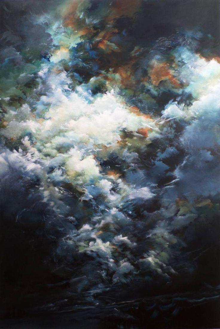 """Saatchi Art Исполнитель Joerg Dressler;  Живопись, #art """"Энтропия High XIV""""  16000$"""
