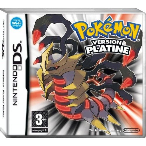 Pokémon version platine: