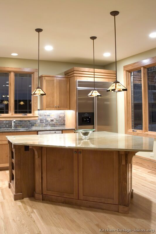 169 best images about Craftsman Style Kitchens on Pinterest