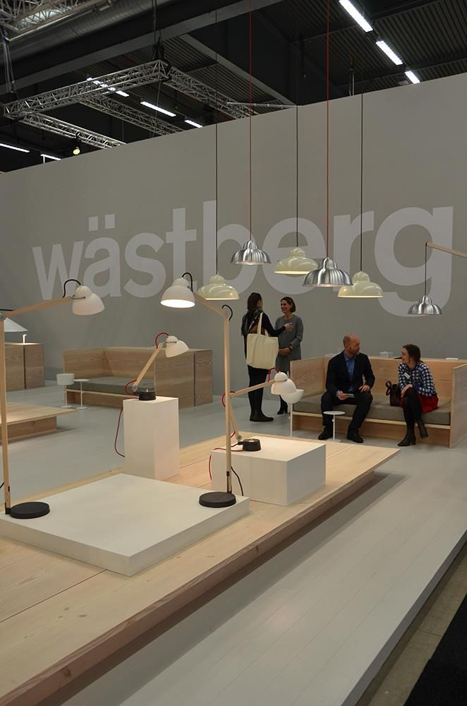 wästberg at Stockholm furniture fair 2015