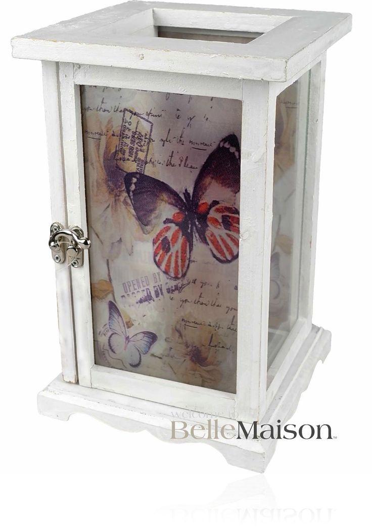 Latarnia Butterfly d - BelleMaison.pl