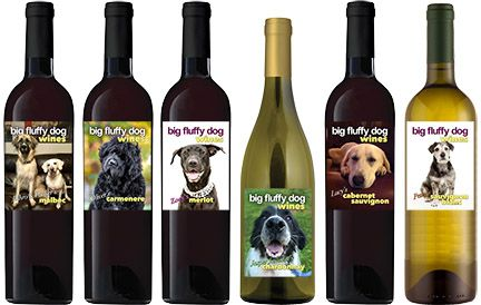 Big Fluffy Dog Rescue is a 501(c)(3) organization dedicated to helping giant breed & mixed breed dogs in need. We value dogs of all breeds, but we specialize in what the name says: big, fluffy dogs. We have volunteers in 31 states who work to help homeless big fluffy dogs find a home of their own.  Share a Bottle and Share Our Story... For more information, please visit: www.BigFluffyDogs.com