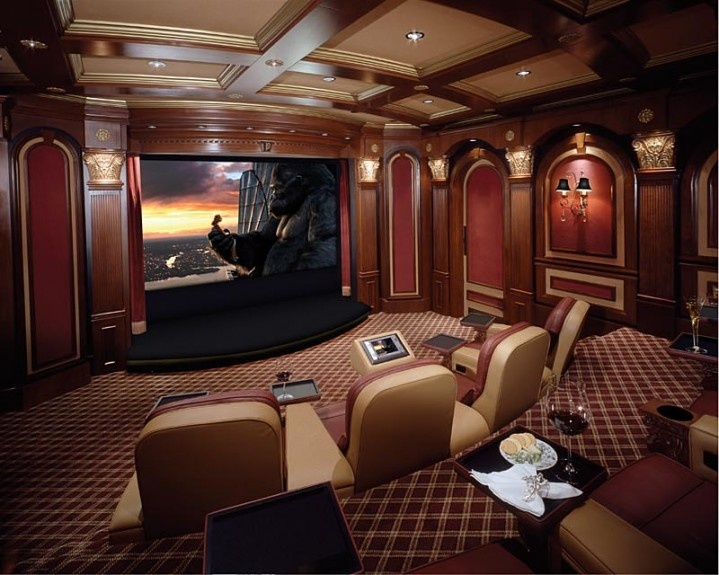 559 best Home Theater images on Pinterest | Cinema room, Movie ...